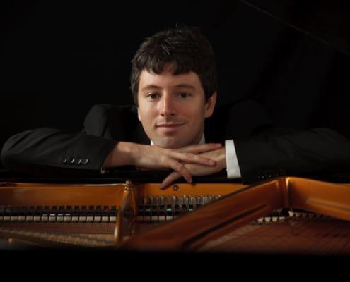 Konzertpianist Daniel Fritzen