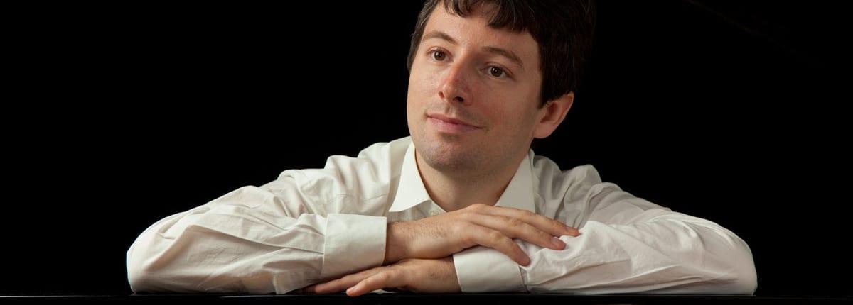 Konzertpianist für Lübeck: Daniel Fritzen