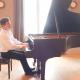 Pianist Daniel Fritzen spielt in Haus Eden Lübeck
